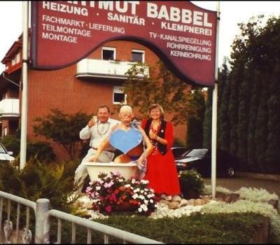 Vorgarten - damals